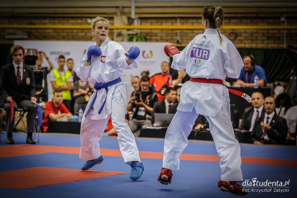 Zawody z karate odbyły się we wtorek
