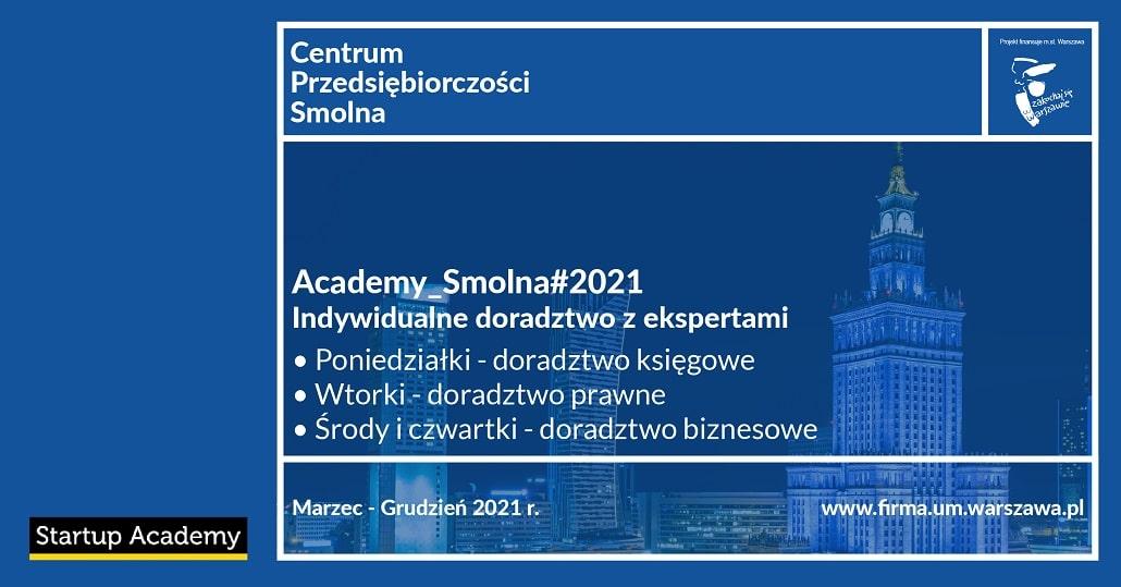 Academy_Smolna#2021 baner