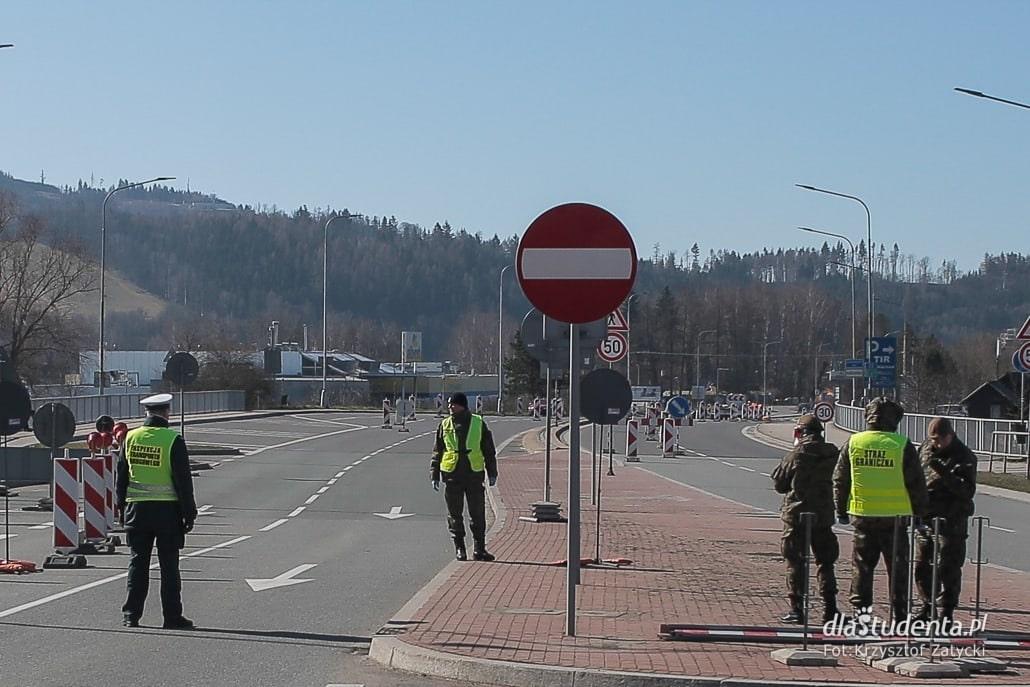 Wprowadzenie stanu wyjątkowego na granicy polsko-białoruskiej