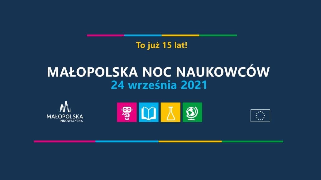 Małopolskia Noc Naukowców 2021w Krakowskich Szkołach Artystyczncyh