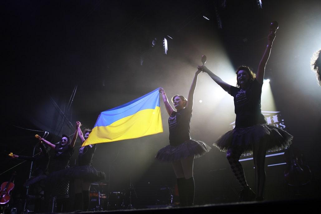 Skorovodafest - 30 rocznica niepodległości Ukrainy Wrocław