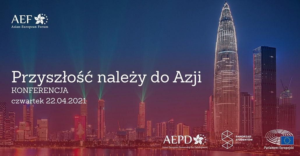 Asian-European forum plakat