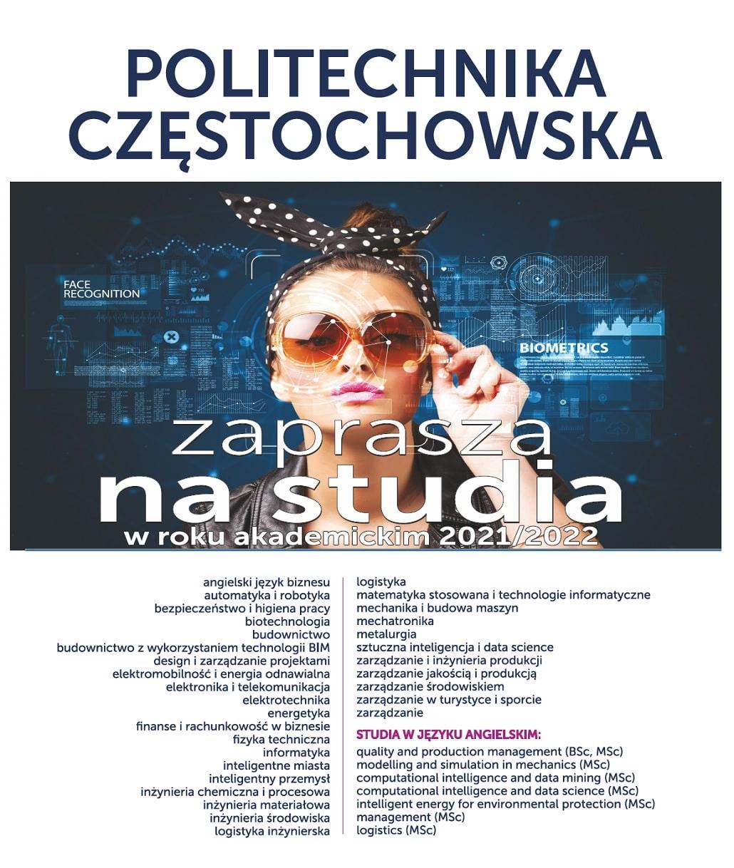 Dzień otwarty Politechnika Częstochowska