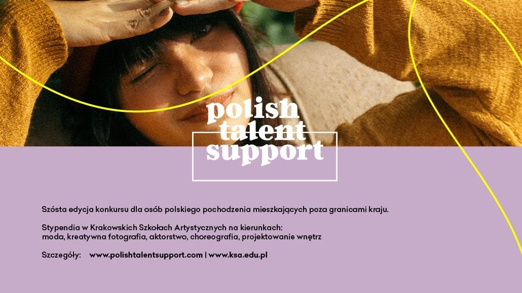 Szósta edycja Polish Talent Support VI edycja