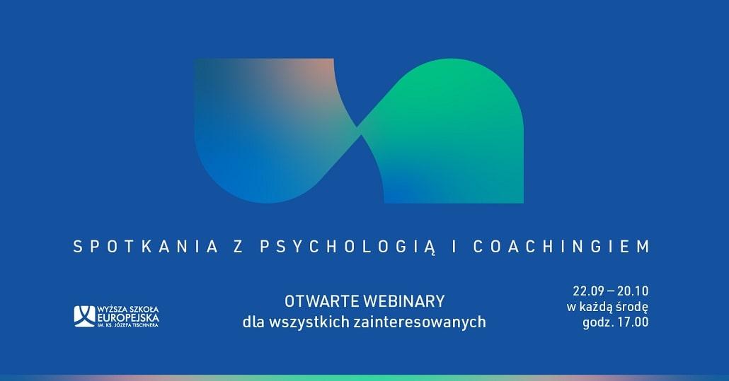 Spotkanie z psychologią i coachingiem w WSE