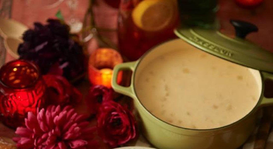 Bardzo prosta w wykonaniu, a zarazem przepyszna i idealna na święta, zupa śledziowa.