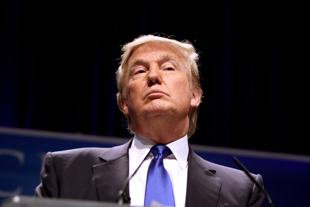 Stephanie Clifford złożyła pozew przeciwko Donaldowi Trumpowi.