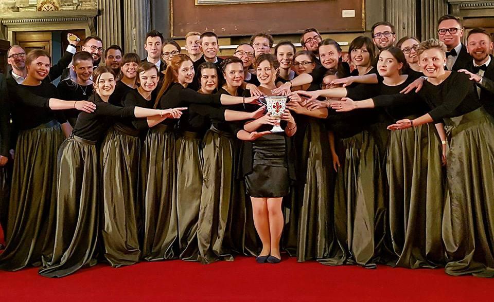 Akademicki Chór Uniwersytetu Gdańskiego z najwyższymi laurami