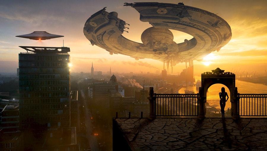 statek kosmiczny