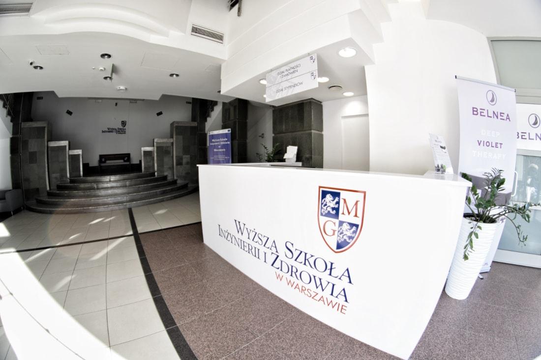 Misją WSIiZ jest kształcenie oraz profilowanie karier zawodowych studentów.