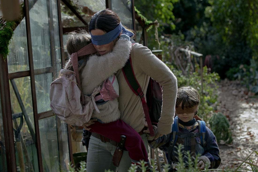 Oceniamy dreszczowiec Netflixa, w którym główną rolę zagrała Sandra Bullock.
