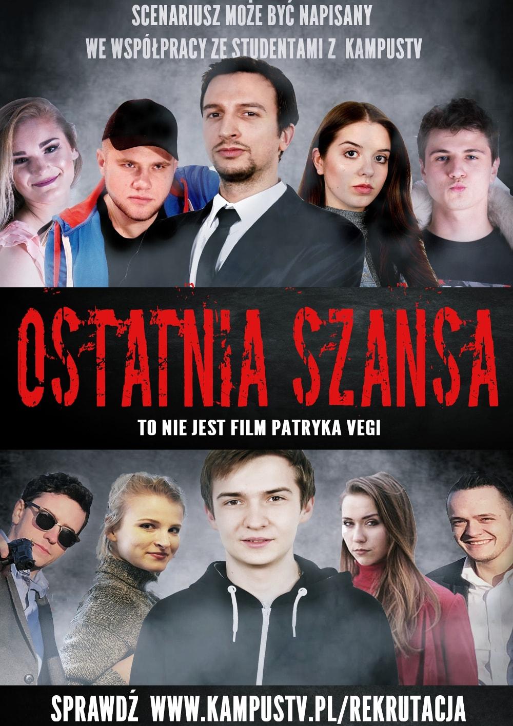 Dołącz do wrocławskiej Telewizji Studenckiej Kampus TV!