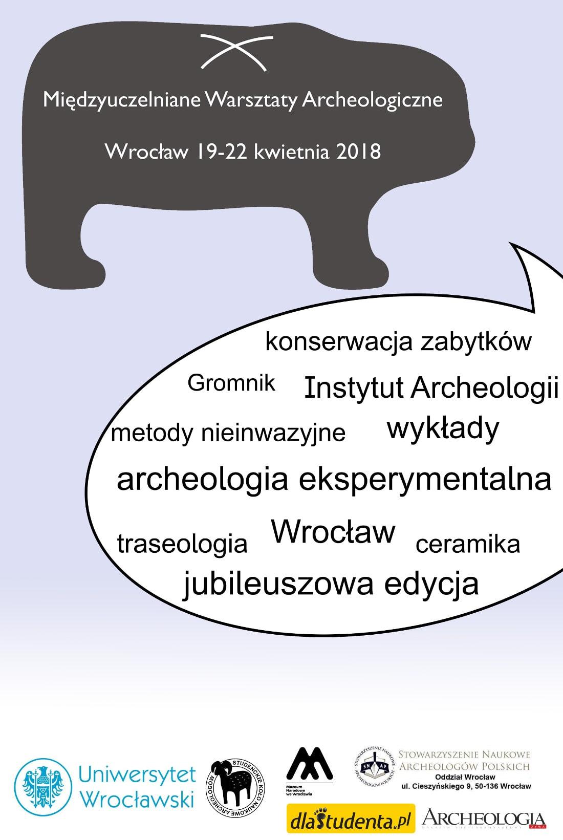 Cykl wykładów rozpocznie się 19 kwietnia 2018 roku.