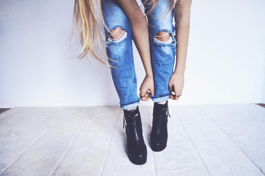 Te rzeczy stany się z twoimi stopami przez źle dobrane buty!