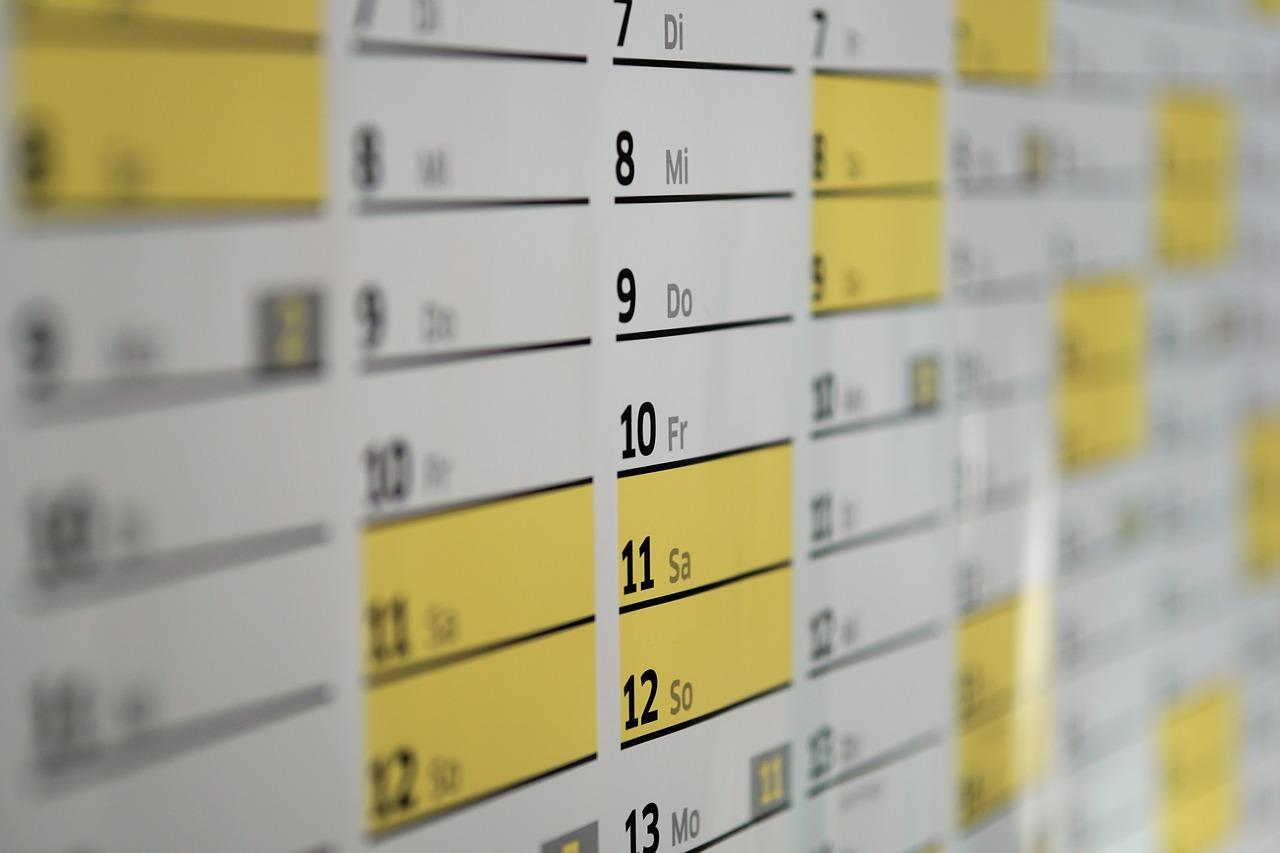 Znamy już harmonogram próbnych matur 2018.