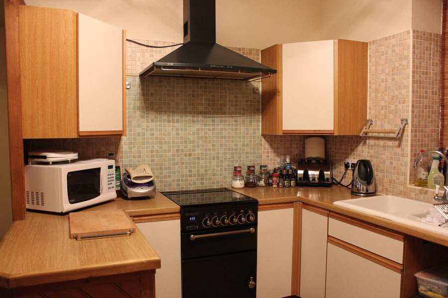 kuchnia domowa