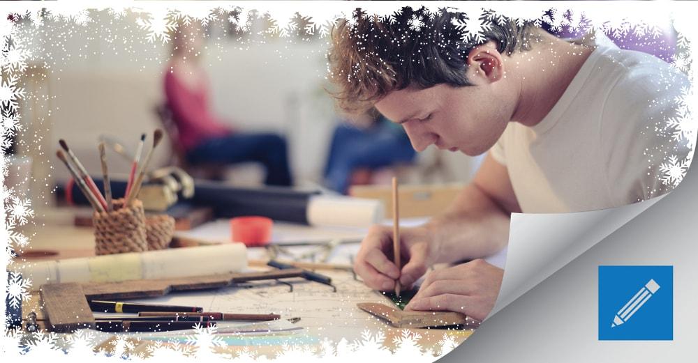 Kurs jest kierowany w szczególności do wszystkich, którzy wybierają się na studia związane z projektowaniem.