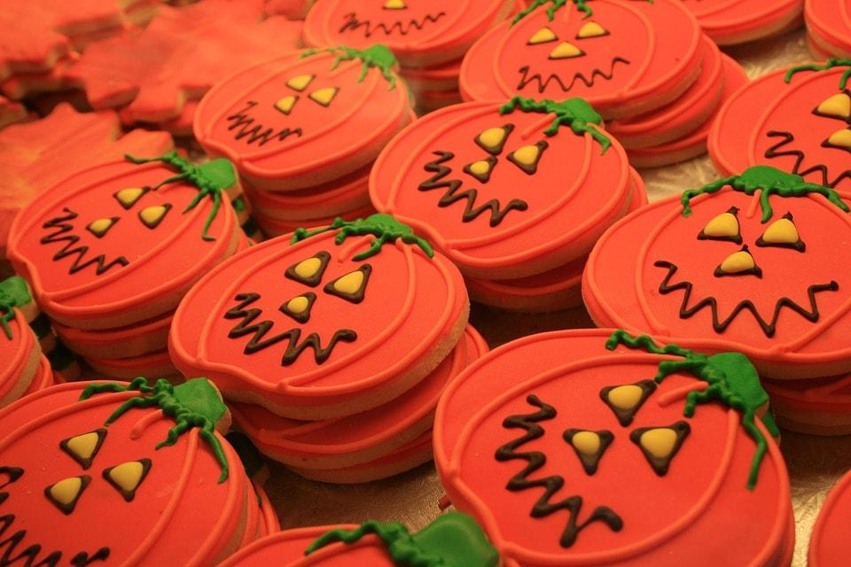 Potrawy na Halloween
