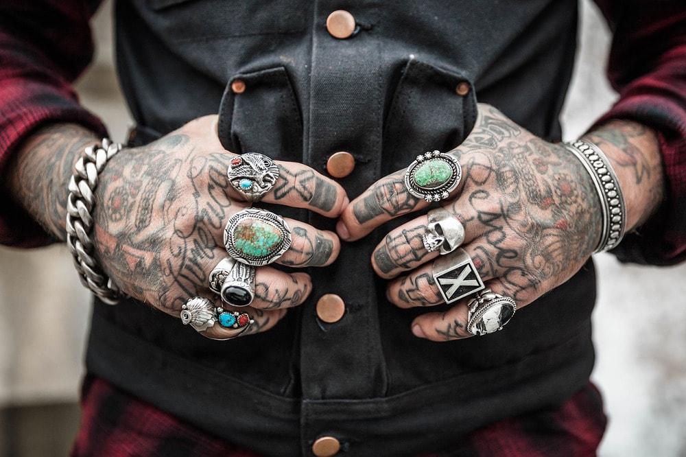 Najpopularniejsze Męskie Tatuaże Wzory Dla Mężczyzn Facet