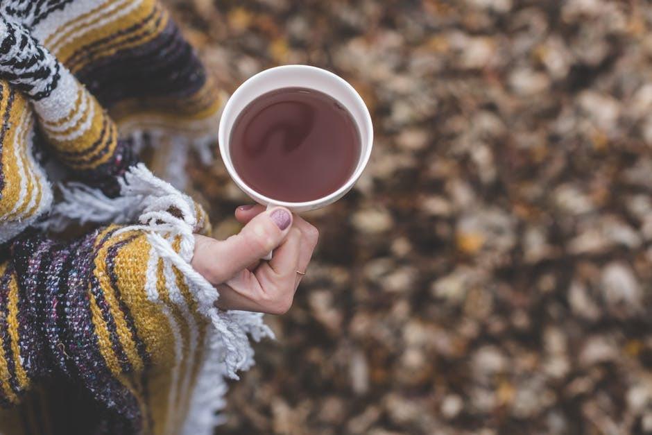 Rozgrzewające napoje idealne na jesień