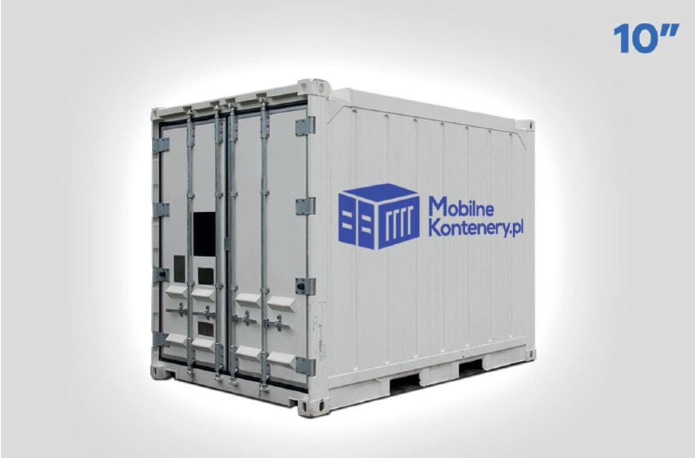 Mobilne kontenery mogą być idealnym rozwiązaniem do stworzenia garażu.