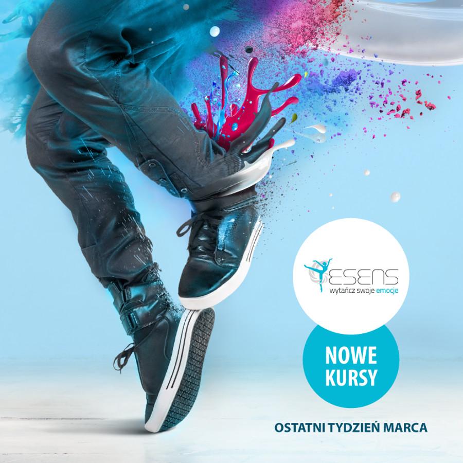 Marcowe kursy tańca w Esens