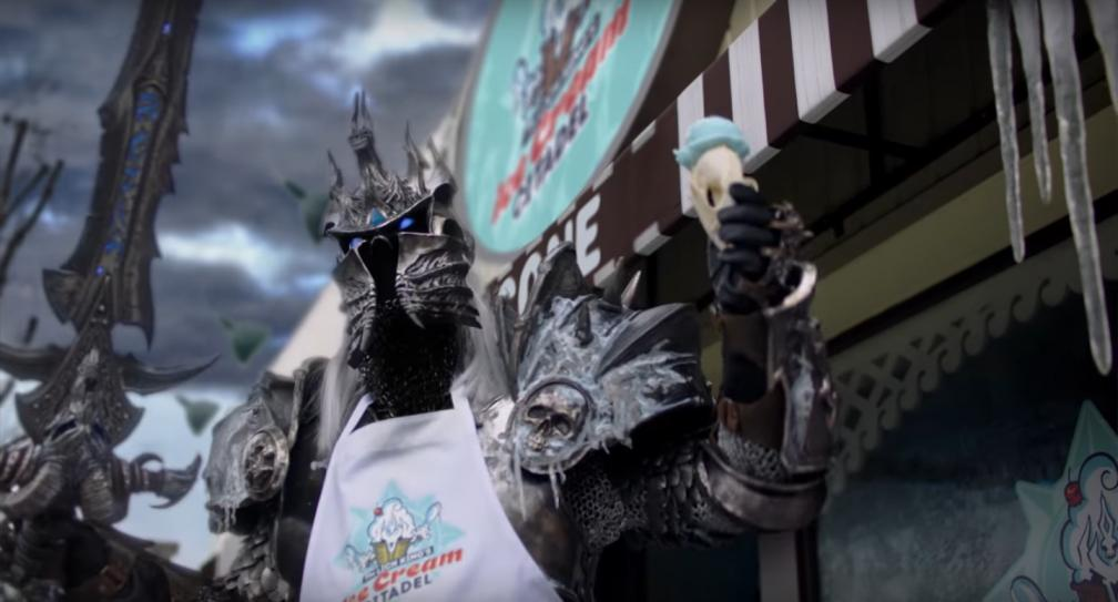 Blizzard promuje