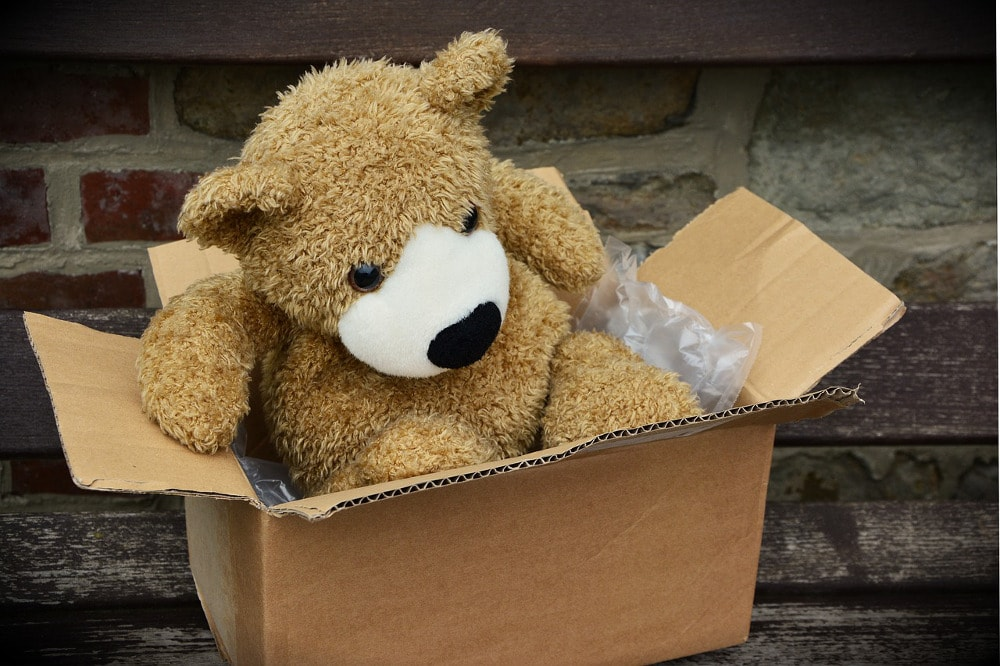Self Storage może być dobrym rozwiązaniem dla przechowania pamiątek z dzieciństwa.