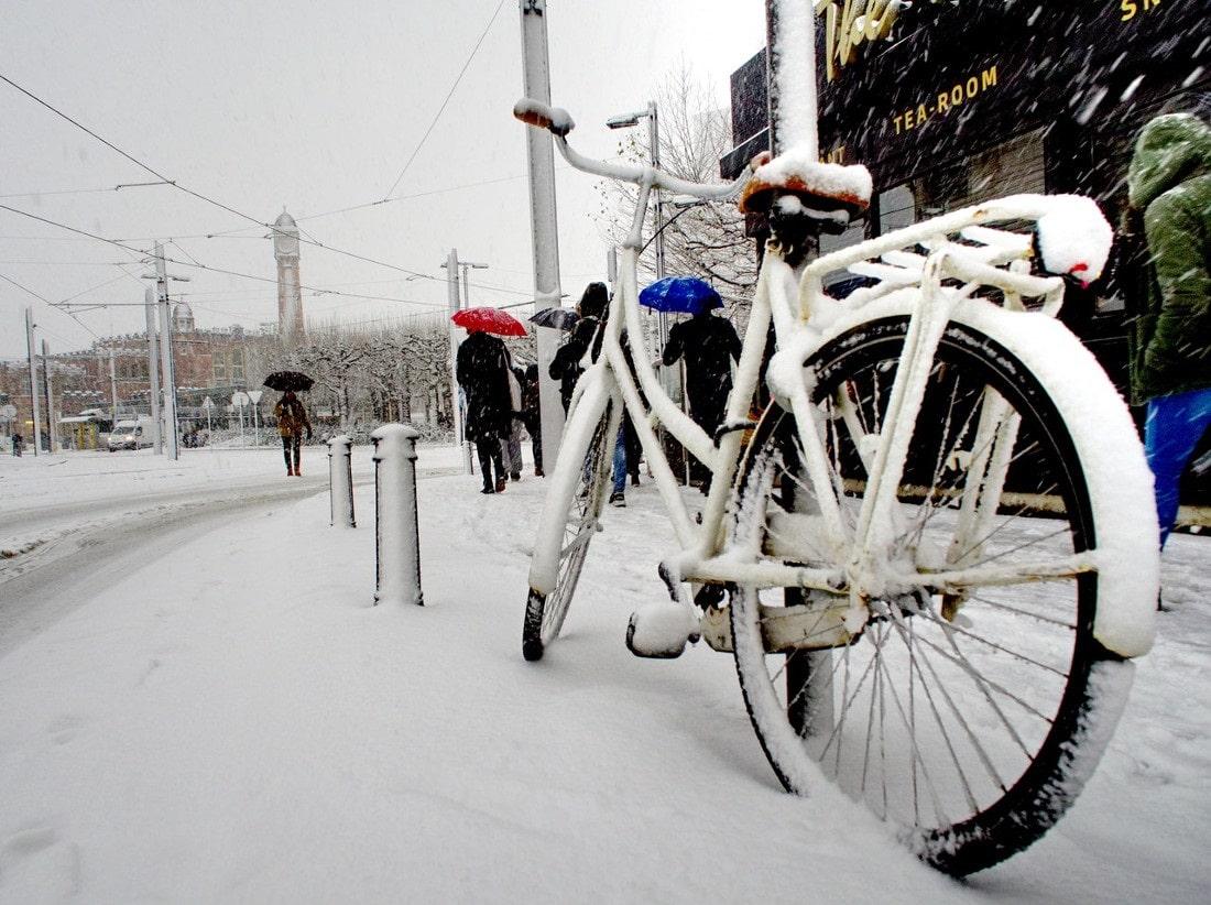 Zobacz, gdzie można przechować rower w trakcie najzimniejszej pory roku!