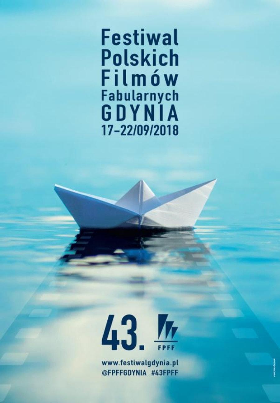 Tak wygląda plakat 43. Festiwalu Polskich Filmów Fabularnych