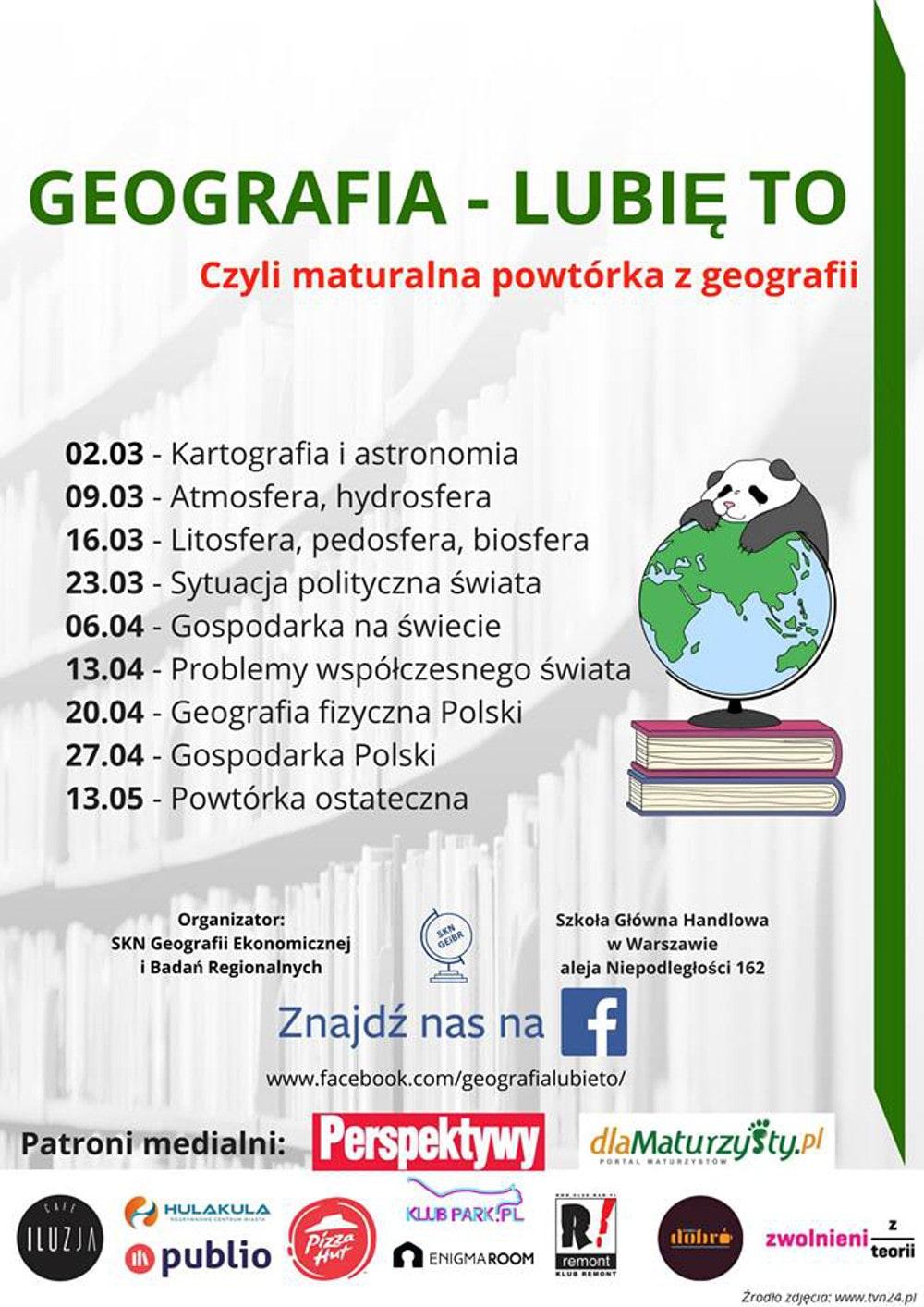 Inicjatywa skierowana jest do wszystkich maturzystów w Warszawie.