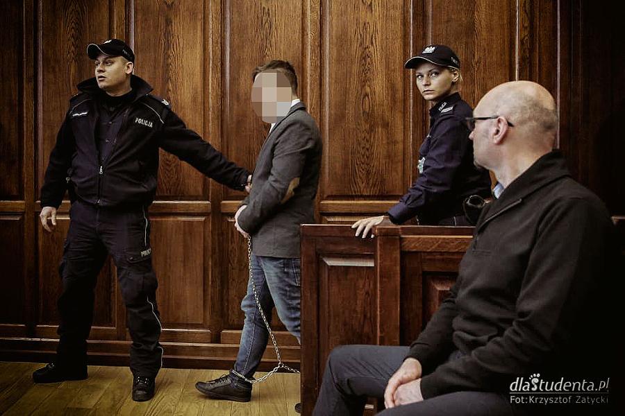 oskarżony o zabójstwo Ryszarda P.