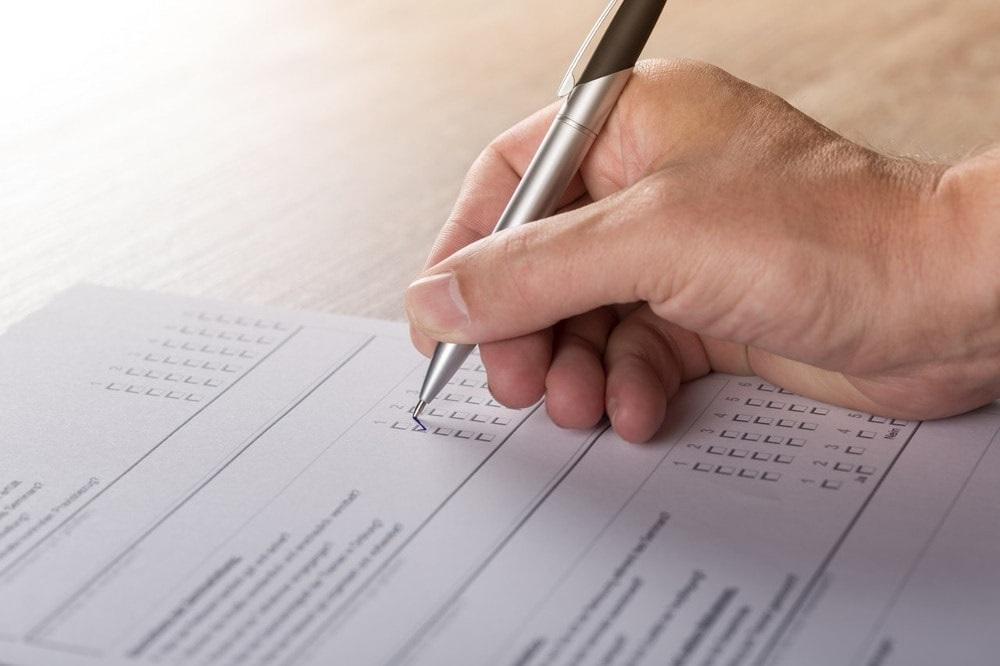 Ministerstwo Edukacji Narodowej ogłosiło, że arkusze na zbliżające się egzaminy zostały już wydrukowane.