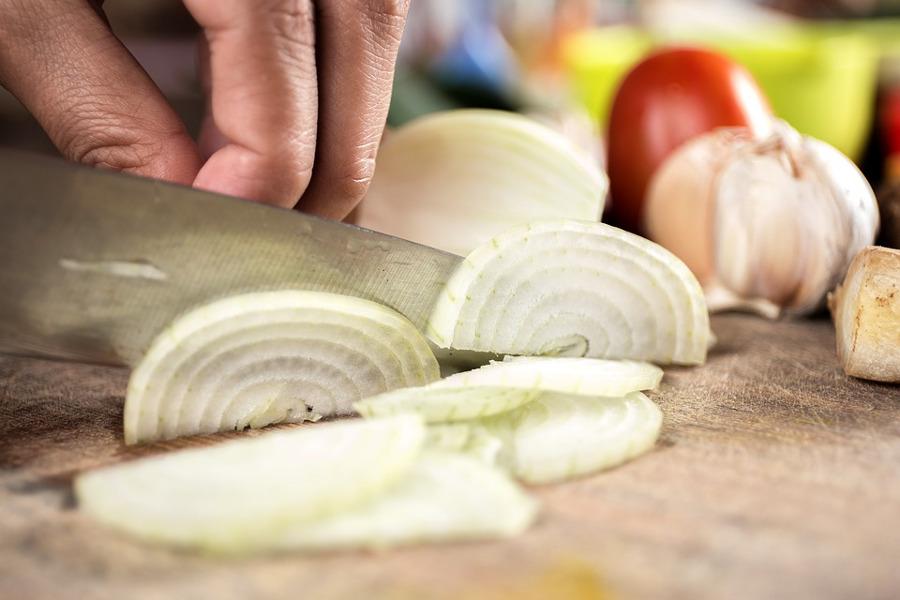Przepis na syrop z cebuli