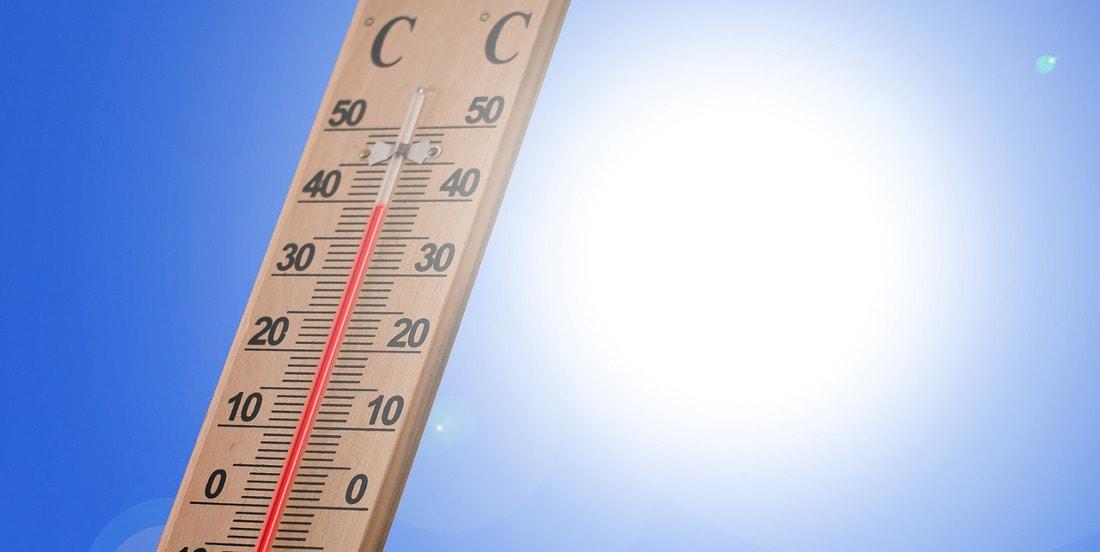 8 lipca padł rekord temperatury w tym roku.