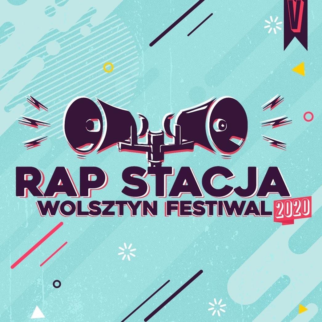 Logo Rap Stacja Festival 2020