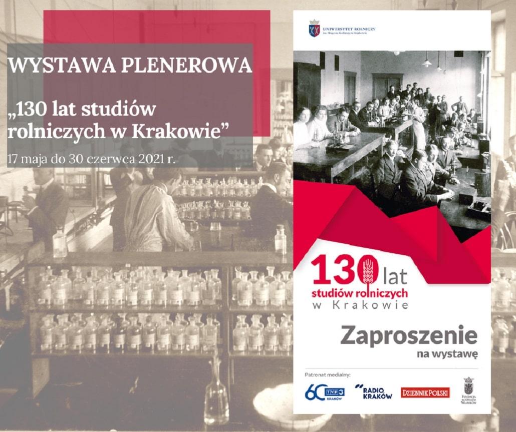 130 lat studiów w Krakowie