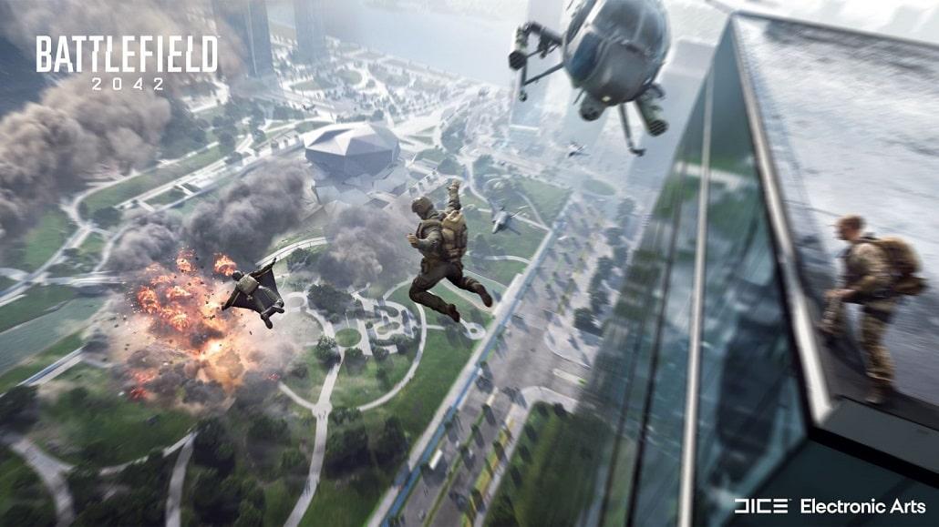Battlefield 2042 wersja Beta