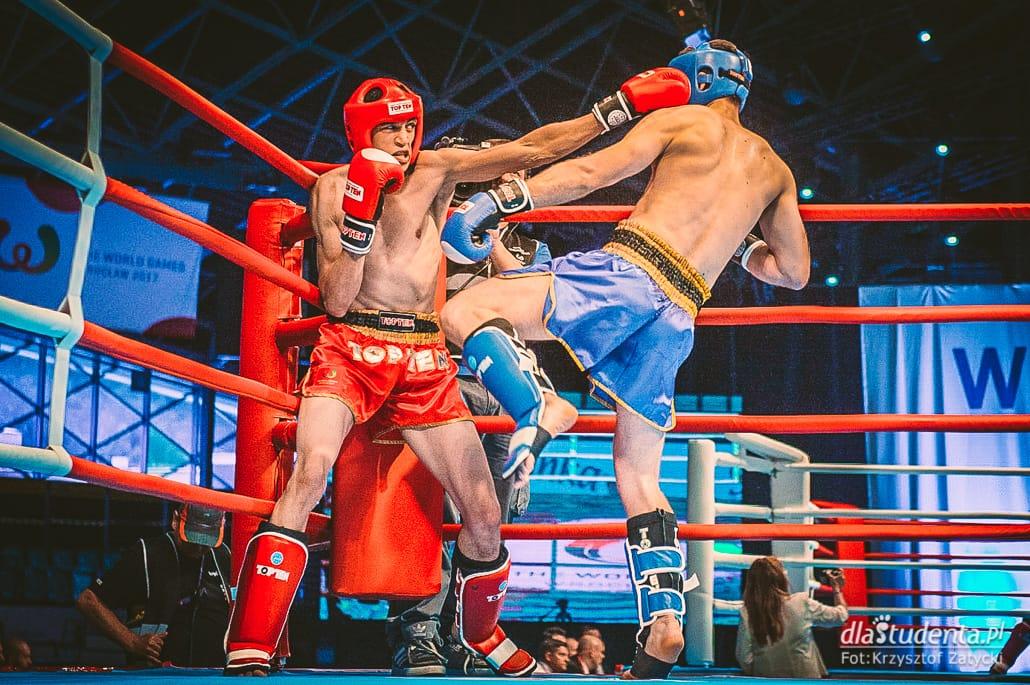 Czterech Polaków w finale kick-boxingu