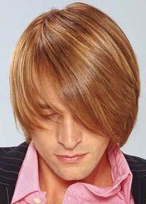 Męskie Fryzury Na Lato 2011 Włosy Facet Fryzura Porady Kręcone