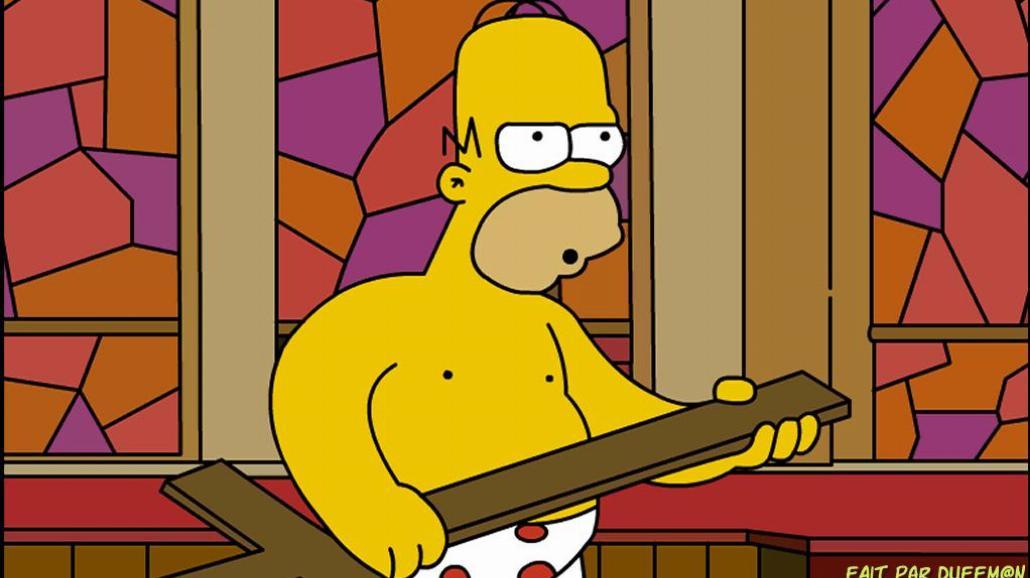 Homer J. Simpson - biografia