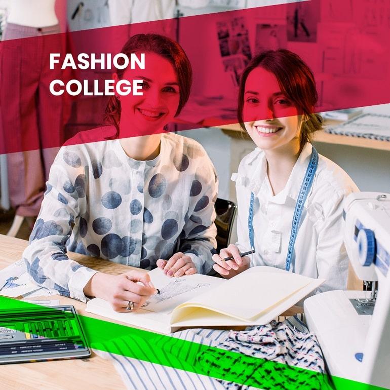 International School of Fashion Design in English - baner