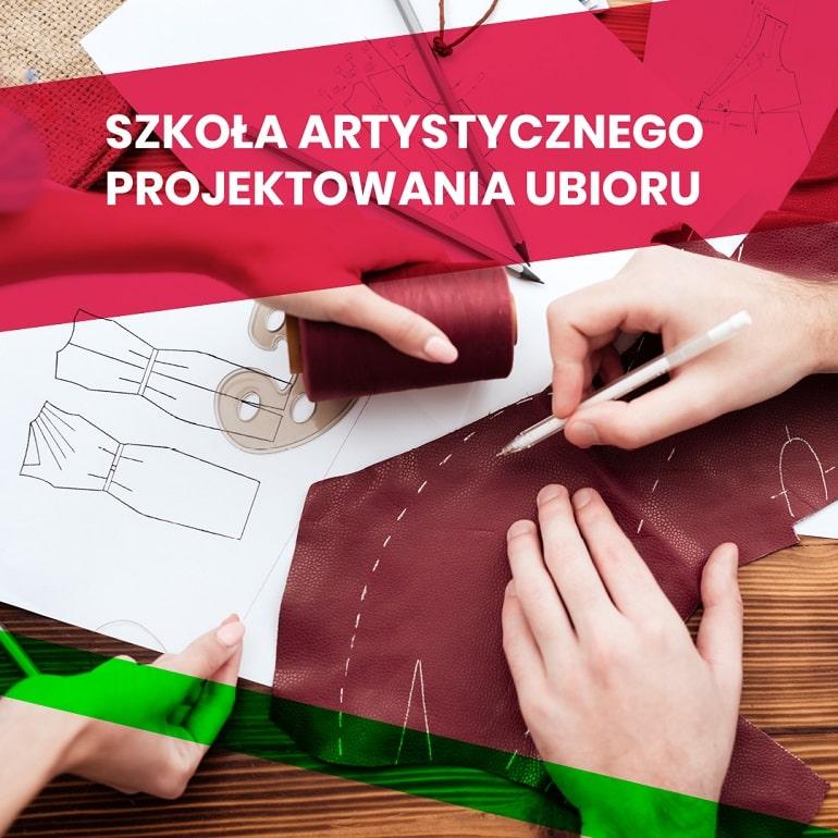 Szkoła Artystyczna Projektowania Ubioru - infomracja KSA