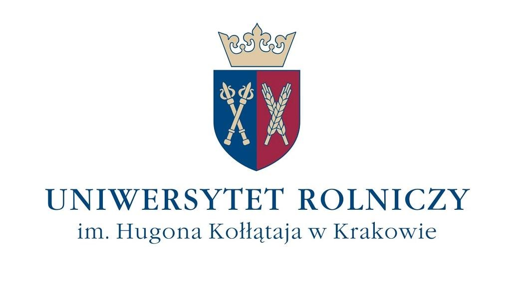 Uniwersytet Rolniczy w Krakowie Logo