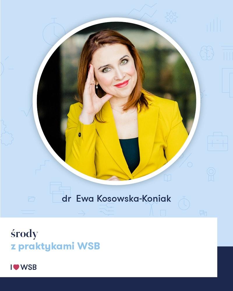 Webinar WSB w Warszawie - Sztuka rozwiązywania konfliktów plakat