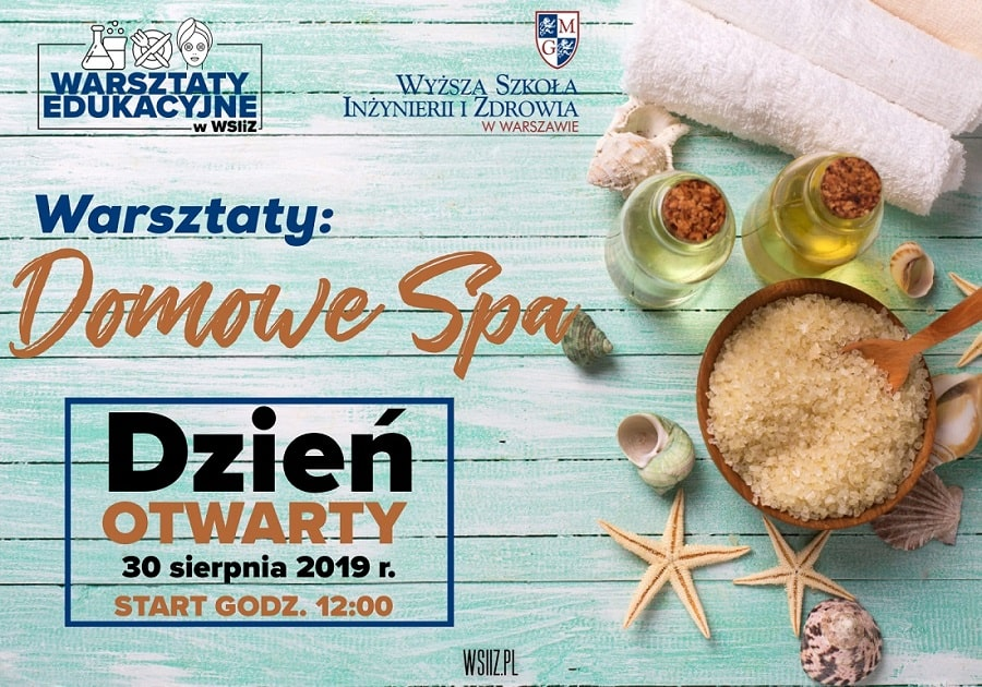 Domowe SPA WSIiZ 2019