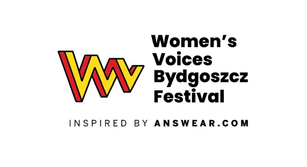 plakat - Women's Voices Bydgoszcz Festival
