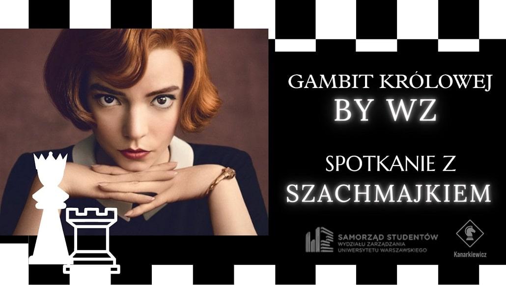 Gambit królowej by WZ
