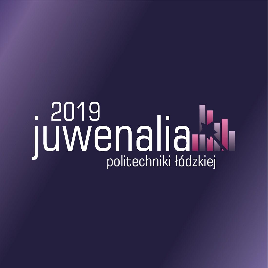 Juwenalia Politechniki Łódzkiej 2019 logo