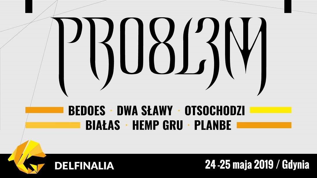 Delfinalia 2019 - plakat